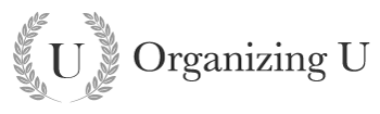 Organizing U